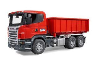 För lastbilar