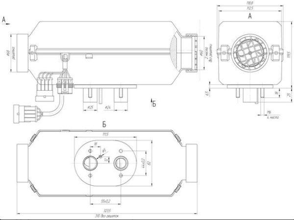 Planar 2D PU22 båtpaket