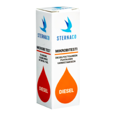 STERNACO Diesel bränsletest