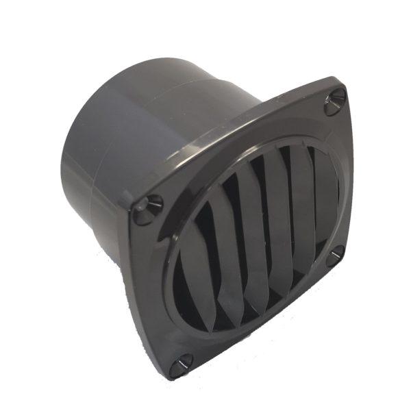 Luftventil 75 mm